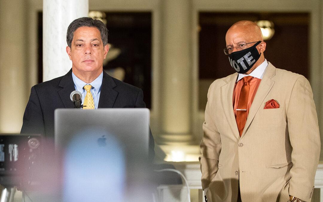 Senators Costa and Hughes