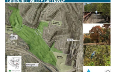 Major Grant Pushes Churchill Valley Greenway Project Forward