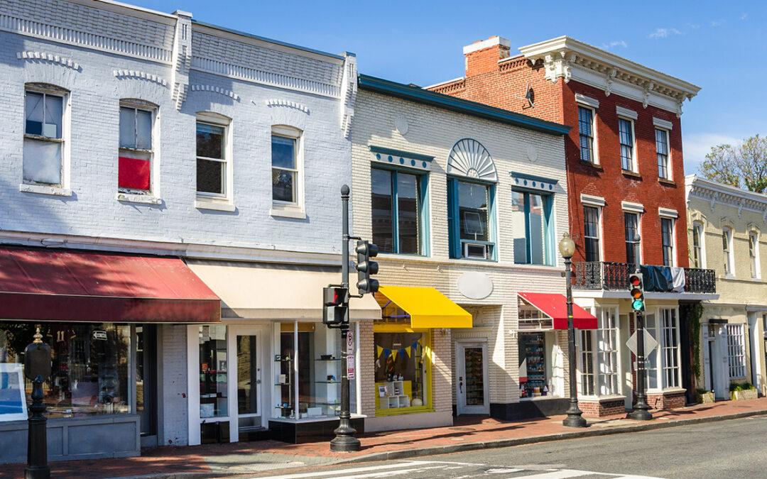 Storefront Renovation Façade